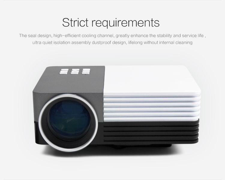 Benq g6 mini led hdmi 1080p mini projector micro port for Micro projector screen